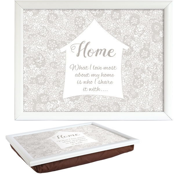 Said with Sentiment Lap Trays Home