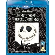 Nightmare Before Christmas Blu-ray