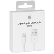Apple Lightning to USB 2m Retail Packaged Cable
