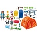Playmobil Family Fun Toy Tent with Camping Accessories - Image 2