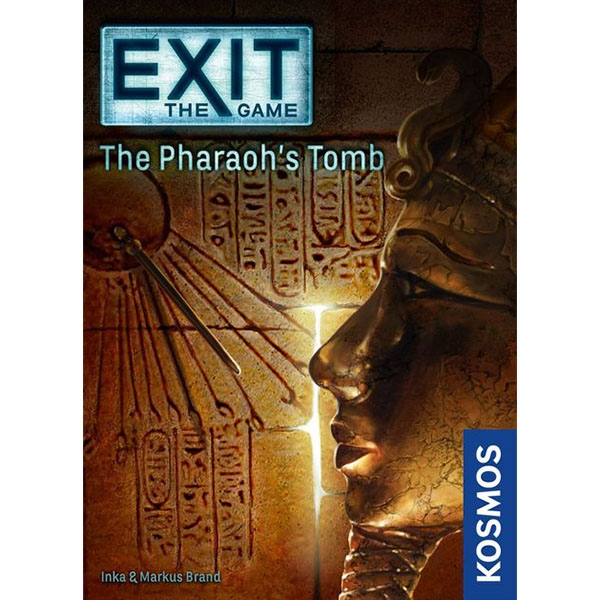Exit: The Pharaoh's Tomb Board Game - Image 2