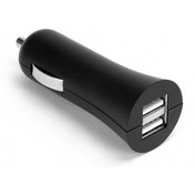 Griffin 2.1A (10W) Universal Dual USB Car Charger Black