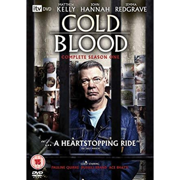 Cold Blood - Complete Series 1 2008 DVD