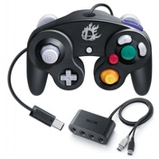 Nintendo GameCube Controller Super Smash Bros Edition Plus Controller Adaptor Wii U