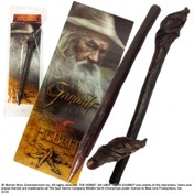 The Hobbit Gandalf the Grey Staff Pen and Paper Bookmark
