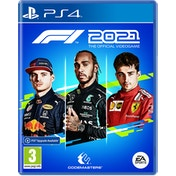 F1 2021 PS4 Game