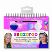 Snazaroo Girls Face Painting