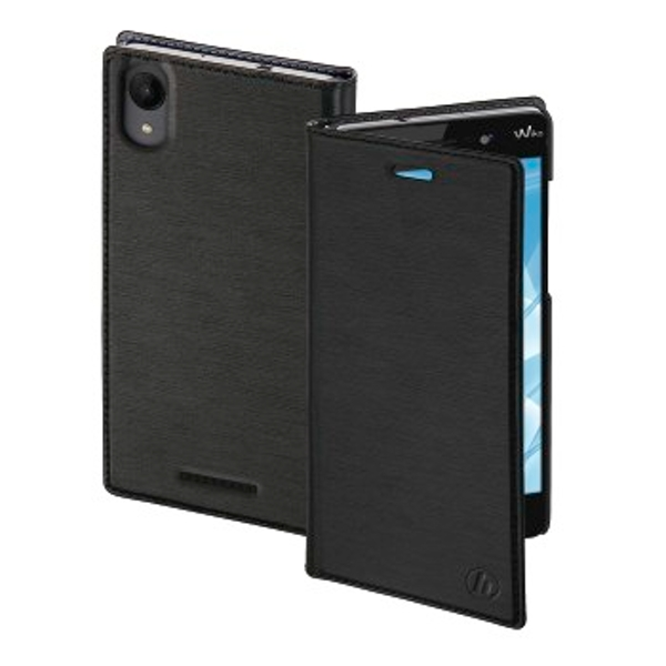"Hama ""Slim"" Booklet for Wiko Lenny 4, black"