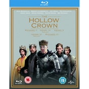 The Hollow Crown - Series 1-2 Blu-ray