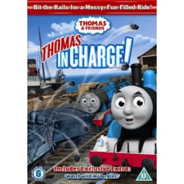 Thomas & Friends Thomas In Charge DVD