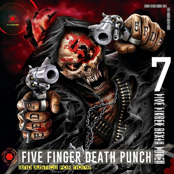 Five Finger Death Punch - And Justice For None Vinyl