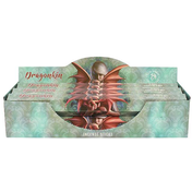 Pack of 6 Dragon Kin Incense Sticks by Anne Stokes