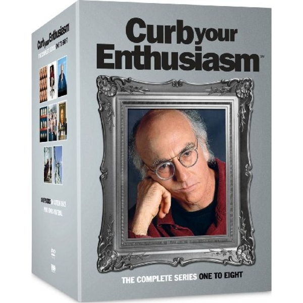 Curb Your Enthusiasm - Complete HBO Season 1-8 DVD