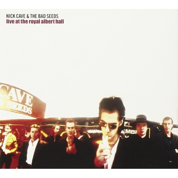 Nick Cave And The Bad Seeds - Live At The Royal Albert Hall CD