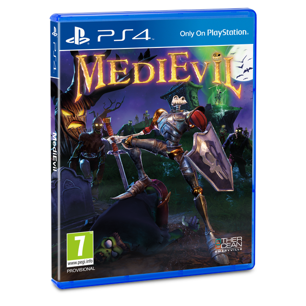 MediEvil PS4 Game - Image 1