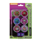 HeroClix Dice & Token Unplugged Teenage Mutant Ninja Turtles