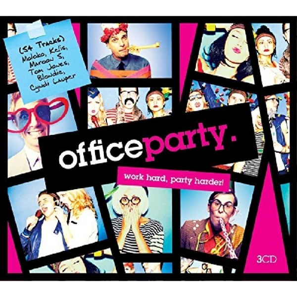 Office Party: Work Hard, Party Harder 3CD