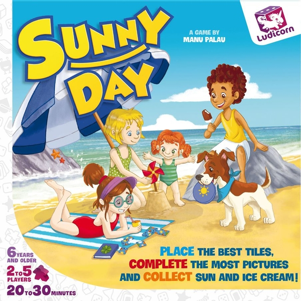 Sunny Day Board Game
