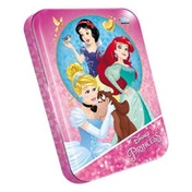 Disney Princess Trading Card Mini Tin