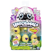 Hatchimals Colleggtibles Series 3 - 4 Pack & Bonus