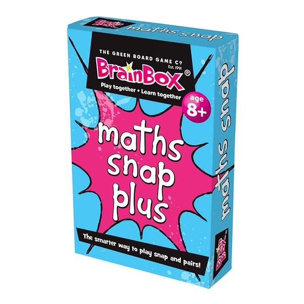 Maths Snap Plus Card Game