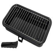 Pendeford Vitreous Enamel Bakeware Grill pan with Tray 28 x 23cm