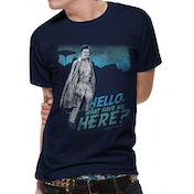 Star Wars - What Have We Here Lando Men's Medium T-Shirt - Black