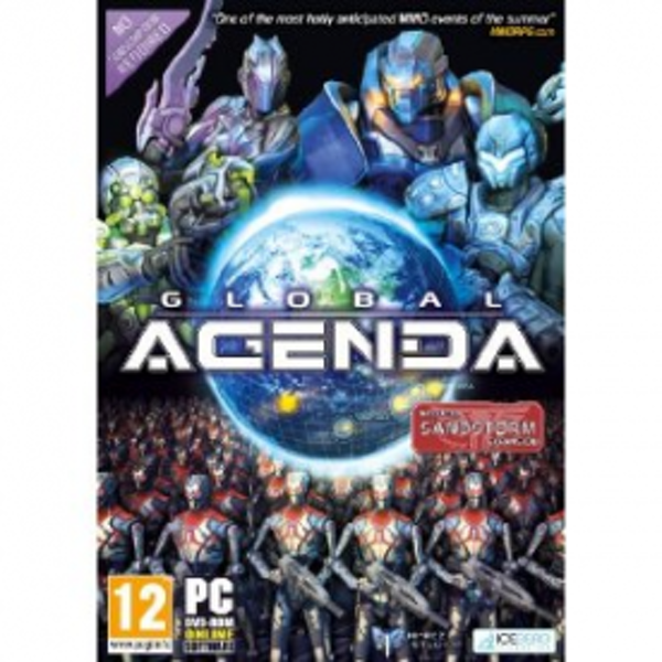 Global Agenda Game PC