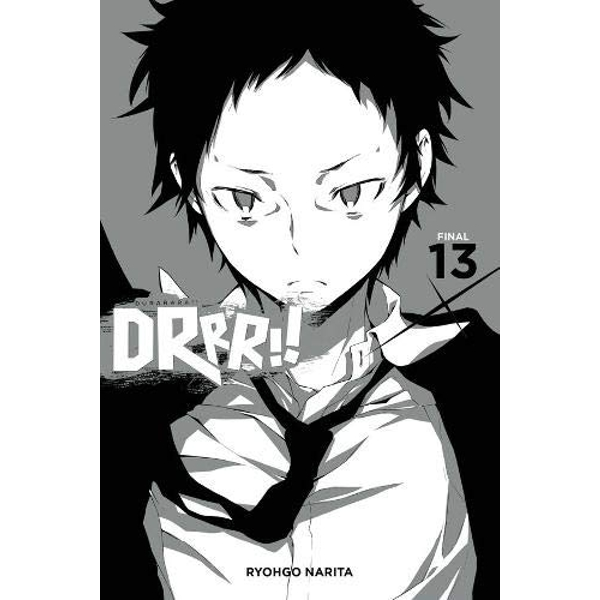 Durarara!!, Vol. 13 (light novel) (Durarara!! (Novel))