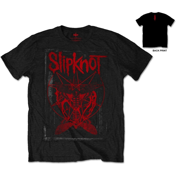 Slipknot - Dead Effect Unisex Medium T-Shirt - Black