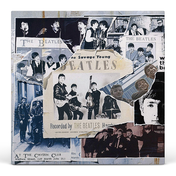The Beatles ‎– Anthology 1 Triple LP Vinyl
