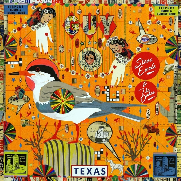 Steve Earle & The Dukes - Guy Vinyl
