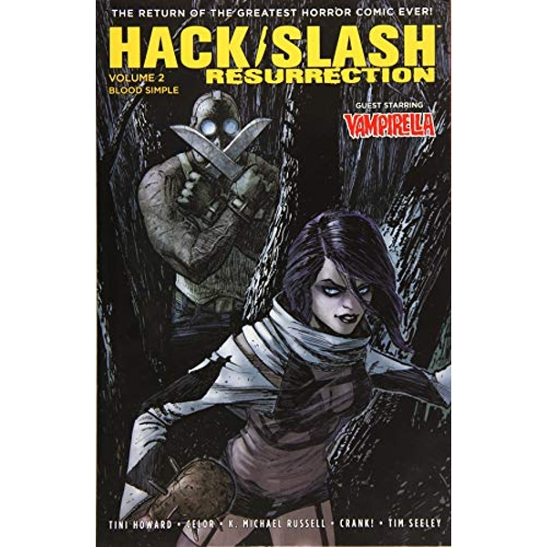Hack/Slash: Resurrection Volume 2: Blood Simple