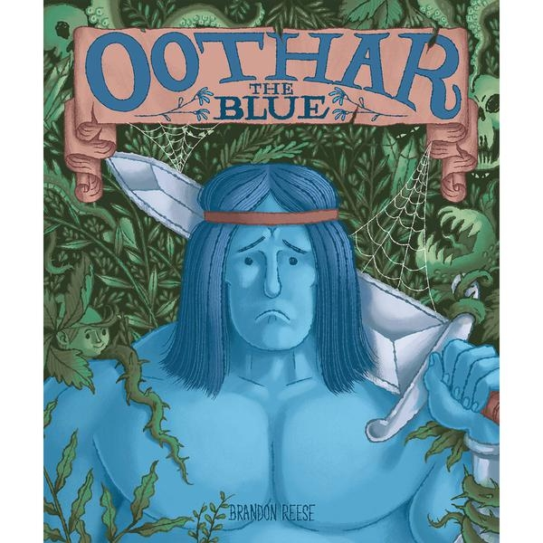 Oothar The Blue Hardcover