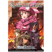 Weiss Schwarz TCG Sword Art Online Alternative - Gun Gale Online Booster Box (20 Packs)