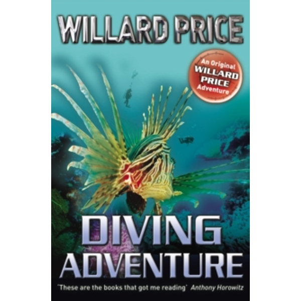 Diving Adventure by Willard Price (Paperback, 2013)
