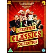 Wonderful Life/Holiday Inn/White/Scrooge Christmas Classic Collection DVD
