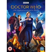 Doctor Who - The Complete Series 11 DVD
