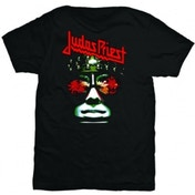 Judas Priest Hell Bent Mens T Shirt: Small