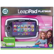 LeapFrog LeapPad Platinum Purple (UK Plug)