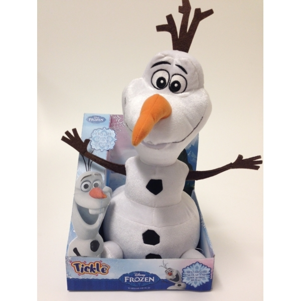 Disney Frozen Tickle Time Warm Hugs Olaf