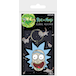 Rick and Morty - Rick Crazy Smile Keychain - Image 2