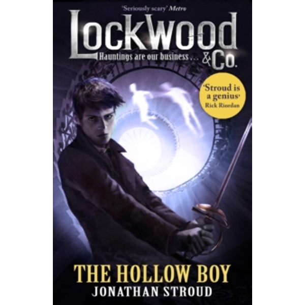 Lockwood & Co: The Hollow Boy by Jonathan Stroud (Paperback, 2015)