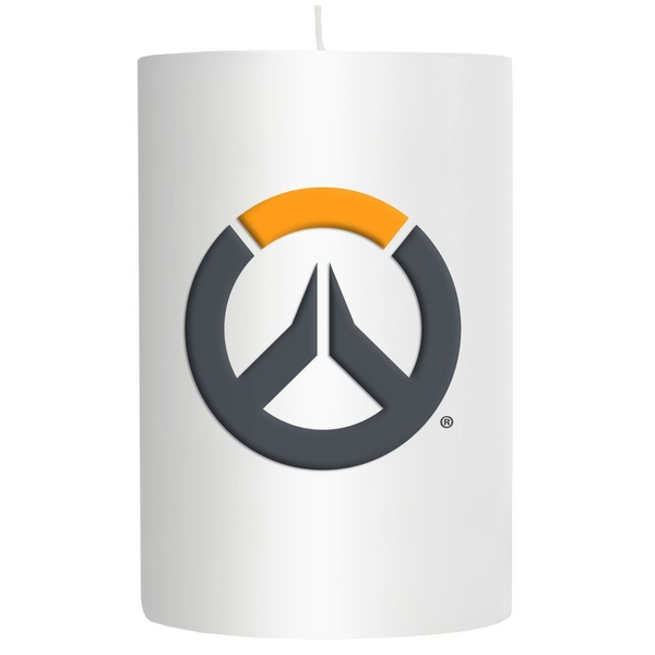 Overwatch Logo XL Candle