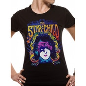 Kiss - The Star Child Sk Women's XX-Large T-Shirt - Black