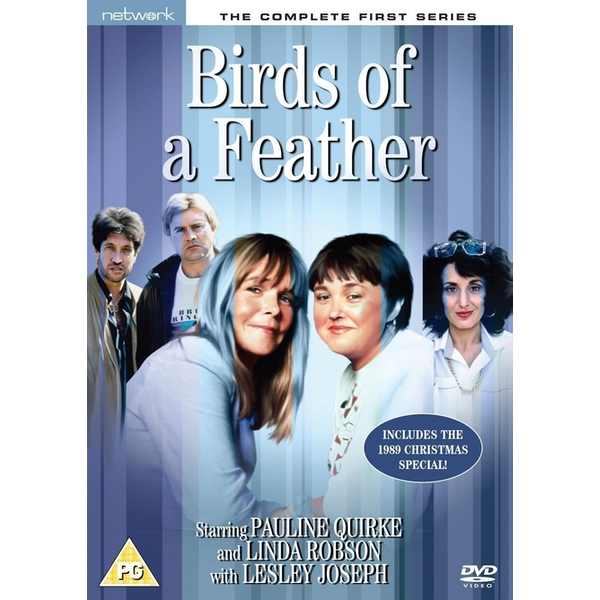 Birds Of A Feather - Series 1 - Complete DVD