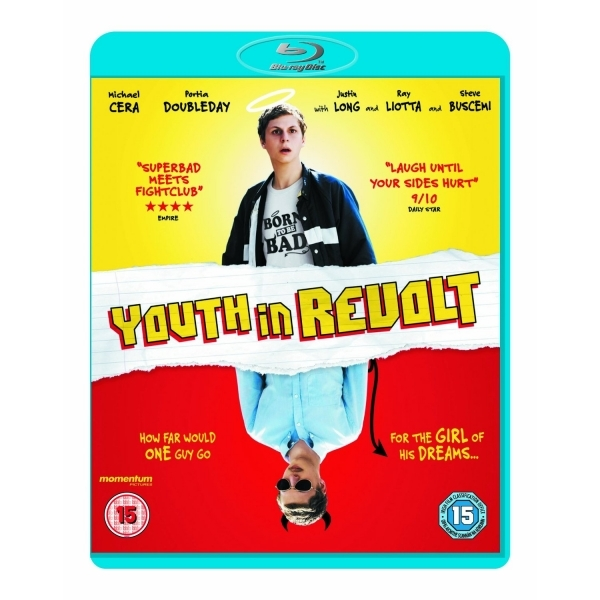 Youth In Revolt Blu-Ray