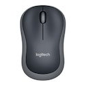 Logitech M185 Grey Wireless Full Size Optical Mouse
