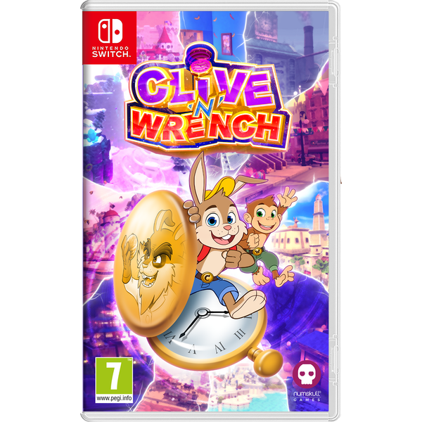 Clive 'n' Wrench Nintendo Switch Game - Image 1