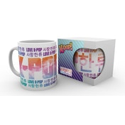 KPOP Clouds Mug